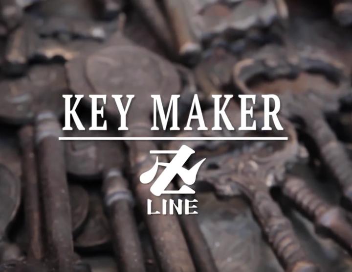 卍LINE 【KEY MAKER 】