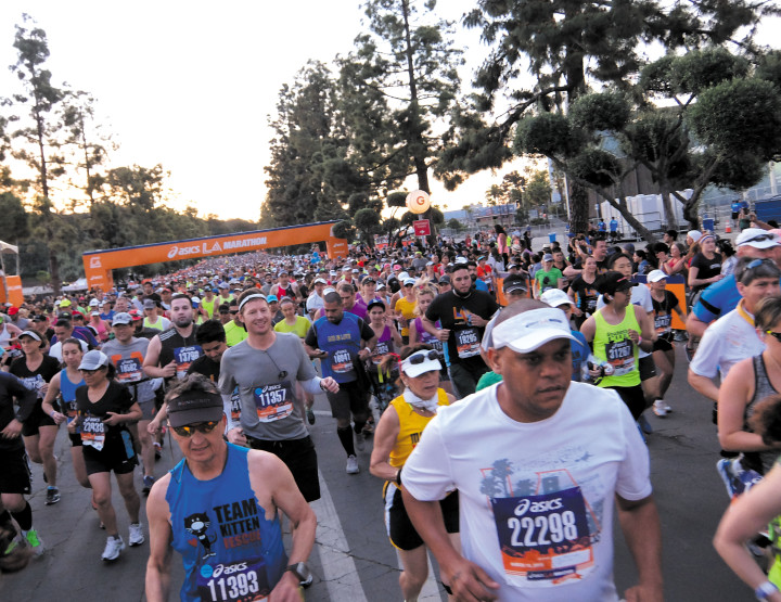 SPORTIVES IN LOS ANGELES