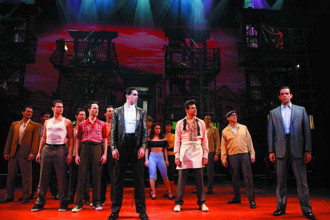 ロバート・デ・ニーロがプロデュースした注目の新作「A Bronx Tale」