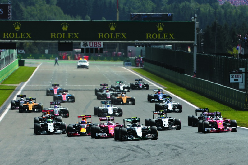 F1 Grand Prix of Belgium